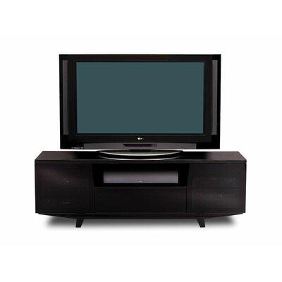"Marina 73"" TV Stand Color: Gloss Black"