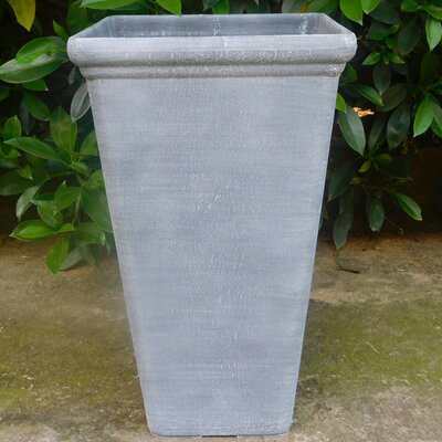"""Aspen Pot Planter Size: 21.9"""" H x 13"""" W x 13"""" D"""