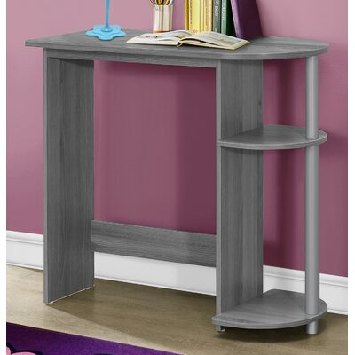 Desk Finish: Grey (Sonoma Oak)