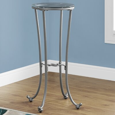 Plant Stand Color: Silver