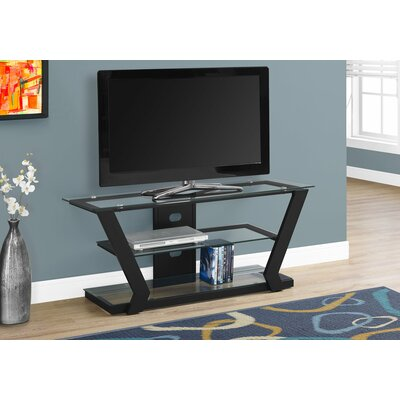 Entertainment Furniture Store 48 Inch Tv Stand Color Black