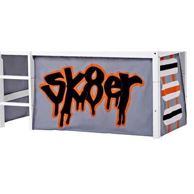 Hoppekids Vorhang Skater