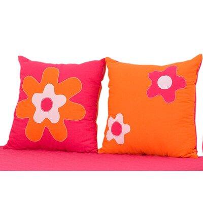 Hoppekids Zierkissen-Set Flower Power