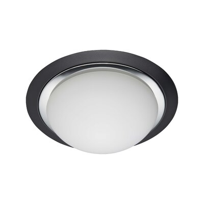 Brilliant Magnolia 2 Light Flush Ceiling Light