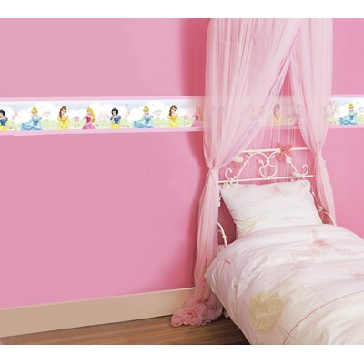 Disney Princess Castle 5m L x 10.6cm W Border Wallpaper
