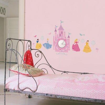 Disney Princess Clock Sticker