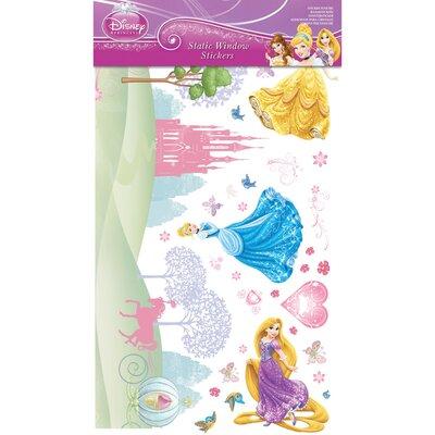 Disney Princess Window Sticker