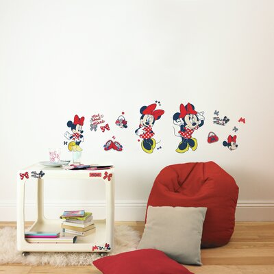 Disney Minnie Mouse Wall Sticker