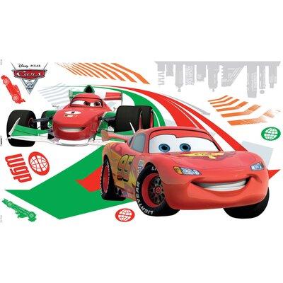Disney Cars 2 Wall Sticker