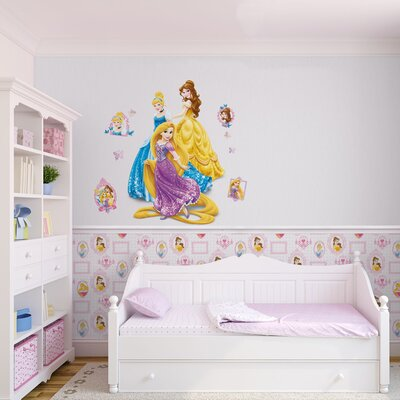 Disney Princess Maxi Sticker