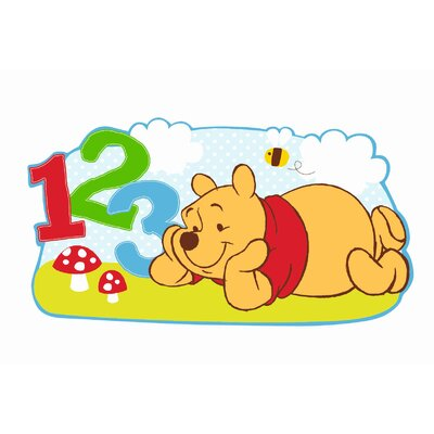 Disney Winnie The Pooh Foam Wall Sticker