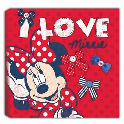 Disney Minnie Mouse Graphic Art