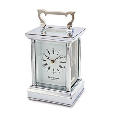 David Peterson Ltd Mantel Clock