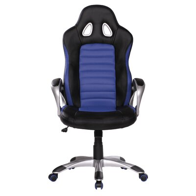 Amstyle Bürostuhl Racer mit hoher Rückenlehne