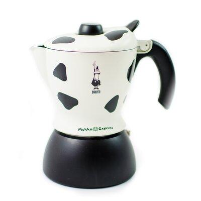Bialetti Mukka Maculata 2 Cup Cappuccino Maker