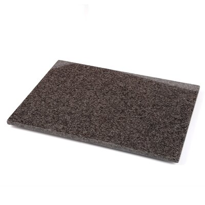 "Granite Cutting Board Size: 1"" H x 12"" W x 18"" D"
