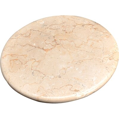 The Byzantine Marble Round Board in Champagne