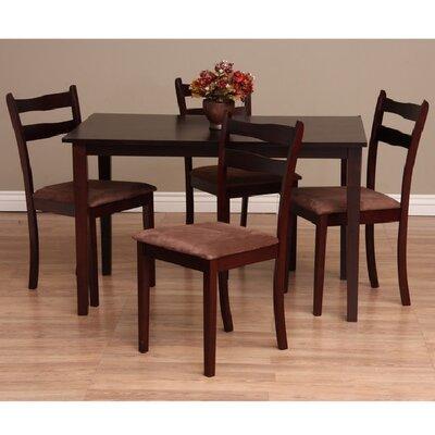 Callan 5 Piece Dining Set