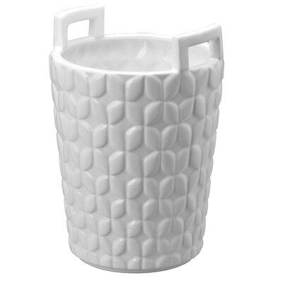 Round Ceramic Basket