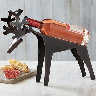 Tabletop Wine Bottle Rack