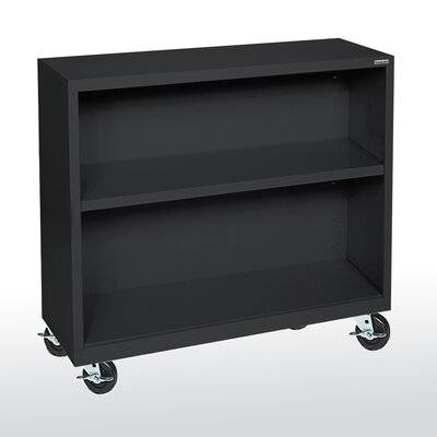 Sandusky Cabinets Mobile Book Cart