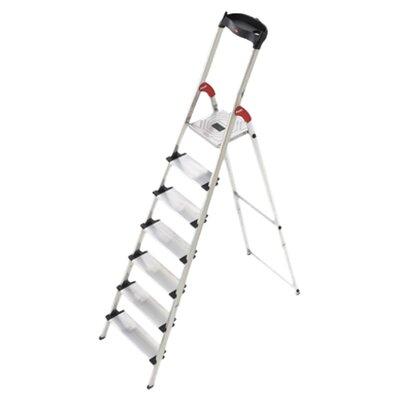 Hailo UK Ltd XXL 3.25m Aluminum Step ladder with Class EN131 (Professional) 159 kg