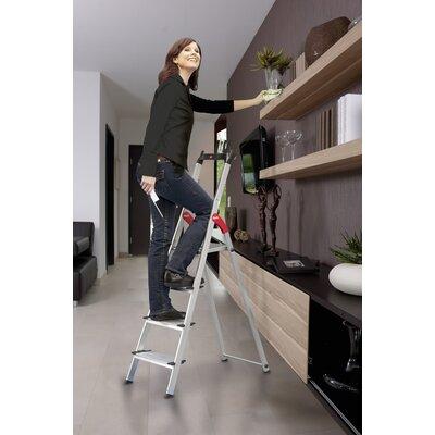 Hailo UK Ltd XXL 1.23m Aluminum Step ladder