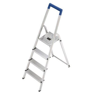 Hailo UK Ltd XXR 225 ChampionsLine 2.59m Aluminum Step ladder with Class EN131 (Professional) 159 kg