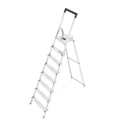 Hailo UK Ltd 346cm L40 Aluminium Safety Household Ladder