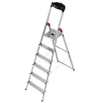 Hailo UK Ltd 3.03m Aluminum Step ladder with Class EN131 (Professional) 159 kg