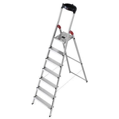 Hailo UK Ltd 3.25m Aluminum Step ladder with Class EN131 (Professional) 159 kg