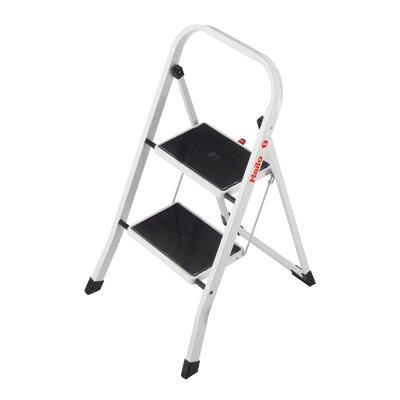 Hailo UK Ltd 223cm K20 Steel Folding Steps
