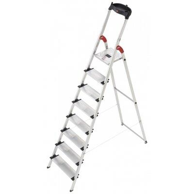 Hailo UK Ltd XXL 3.46m Aluminum Step ladder with Class EN131 (Professional) 159 kg