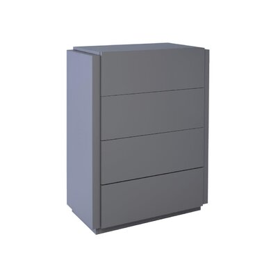 GillmoreSPACE Marlow 4 Drawer Chest of Drawers