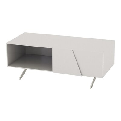 GillmoreSPACE Glacier TV Stand for TVs up to 42""