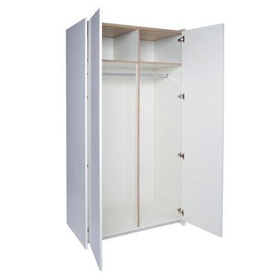 GillmoreSPACE Essentials 2 Door Wardrobe