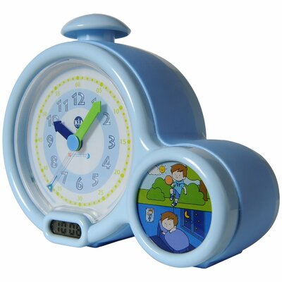 KidSleep My First Alarm Clock in Blue