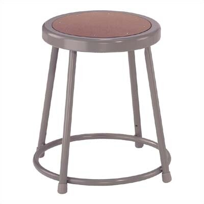 Stool with Footring Size: 18""