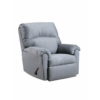 Rausch Manual Rocker Recliner by Simmons Upholstery Upholstery: Spa