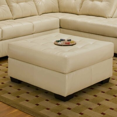 Simmons Upholstery Showtime Ottoman