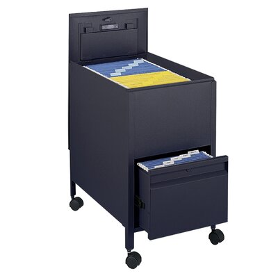 Safco Products Company File Cart