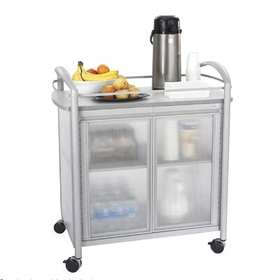 Safco Products Company Impromptu Serving Cart