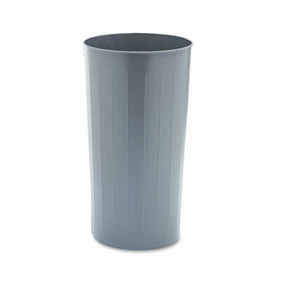 Safco Products Company Fire-Safe 20 Gallon Round Wastebasket
