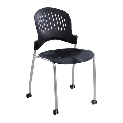 Safco Products Company Zippi Armless Stacking Chair