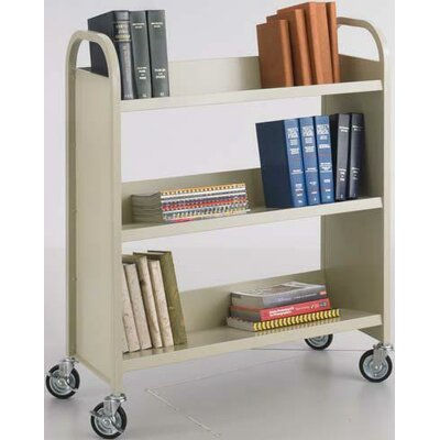 Safco Products Company Book Cart