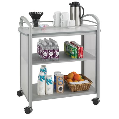 Safco Products Company Impromptu Beverage Utility Cart