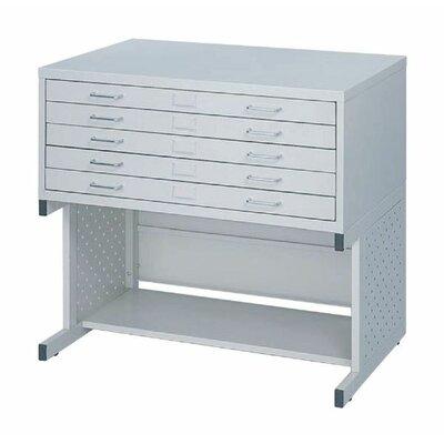 Facil High Base File Filing Cabinet