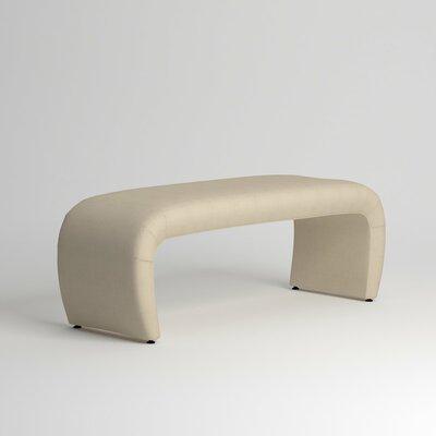 Harper Bench Body Fabric: Devon Sand