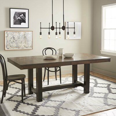 austin extendable dining table wayfair