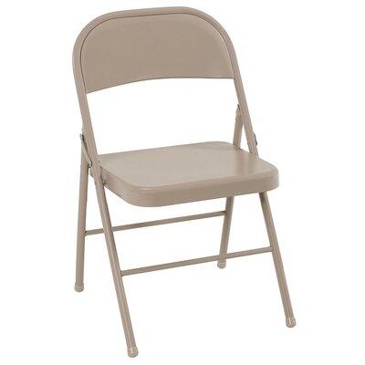 Folding Chair Color: Antique Linen
